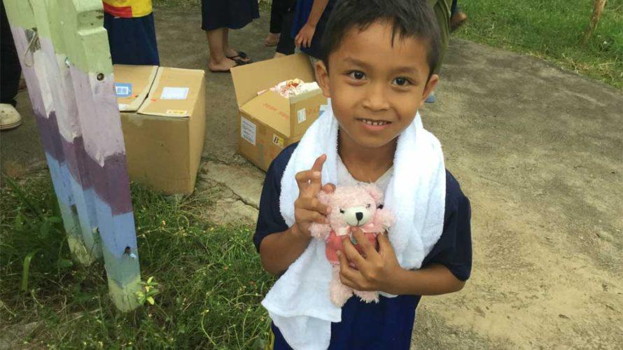 カンボジアの子供達に出会って