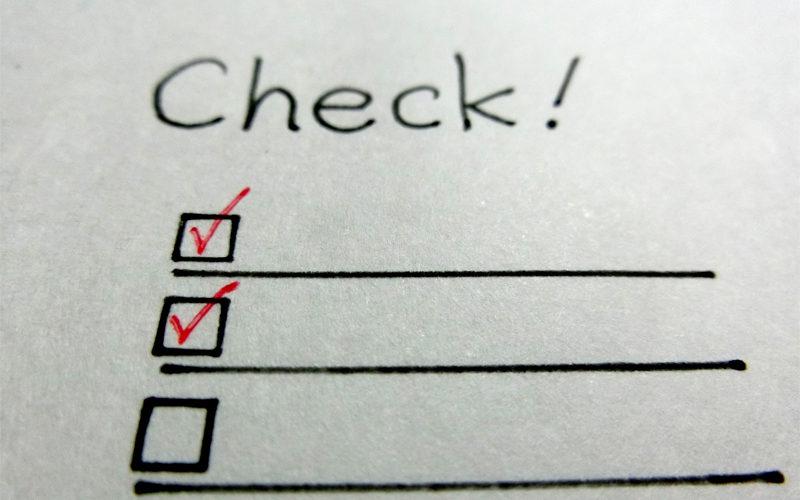 センター試験対策【受験当日の持ち物リスト編】