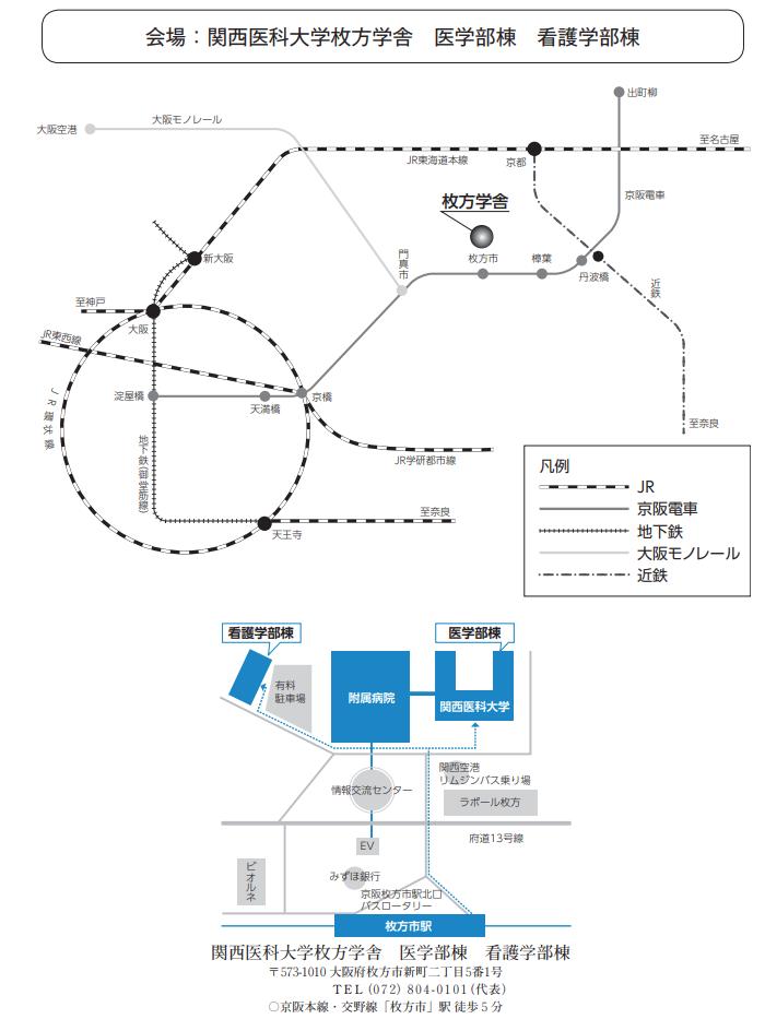 関西医科大学:本学